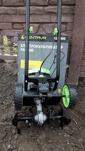 Электрокультиватор Кентавр КЭ-1400Р — фотография 1