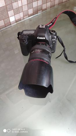 Продам фотоапарат CANON EOS 5D MARK II — фотография 1