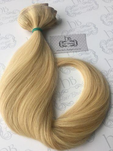 Тресы , волосы на заколках из славянских волос — фотография 1