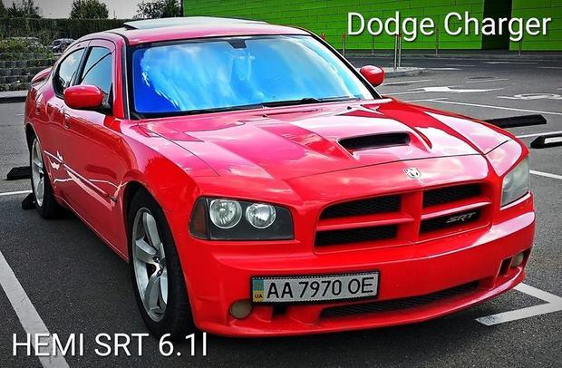Dodge Charger SRT 8 2007 г.в