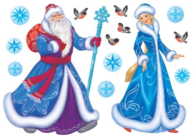 Заказ Деда Мороза, Снегурочки, Святого Николая — фотография 1