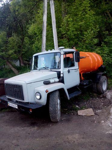 Услуги ассенизатора, выкачка ям, чистка канализационных труб