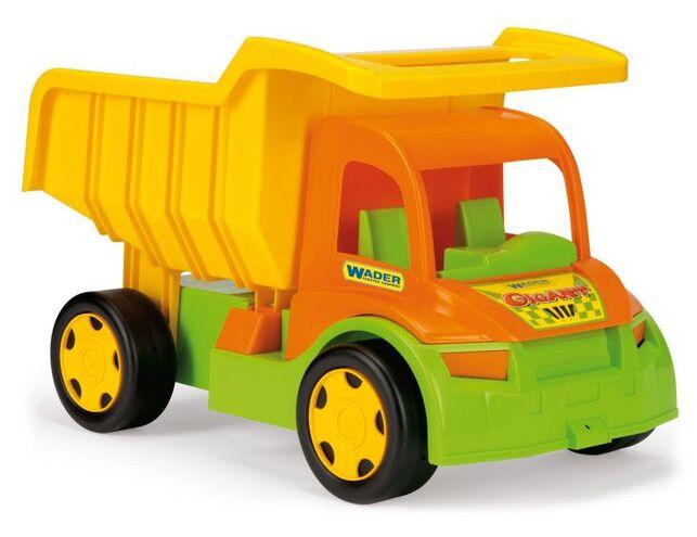 Вантажівка Гігант без картону,арт.65005