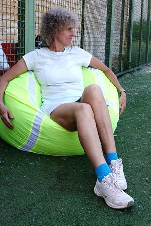 Тренер по теннису — фотография 1