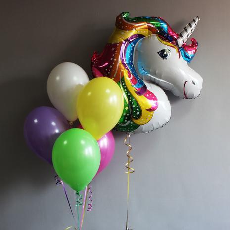 Воздушные шары — фотография 1