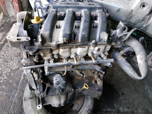 Двигатель Renault Laguna 2 1.6