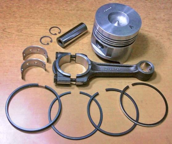 RUGGERINI RD-270  кольца компрессионные