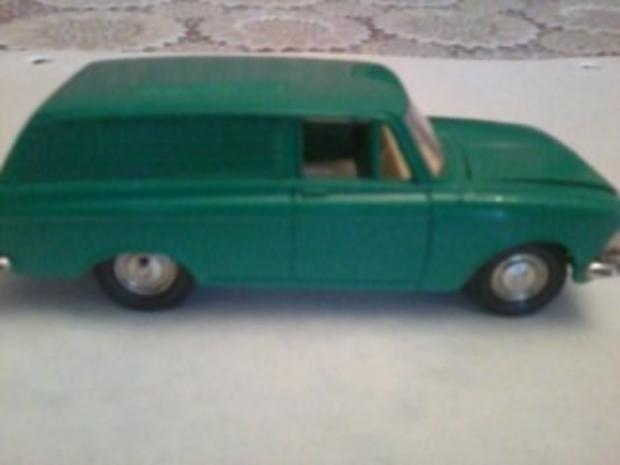 Продам модель автомобиля Москвич-433(А*5)М1:43 Производство СССР