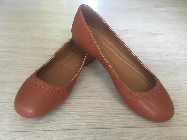 Туфли, мокасины, балетки FRYE. Новые! Кожа. р. 35,5-36 (US 6) — фотография 1