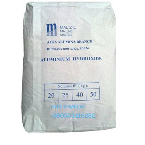 Гидроксид алюминия ALOLT (наполнитель) — фотография 1