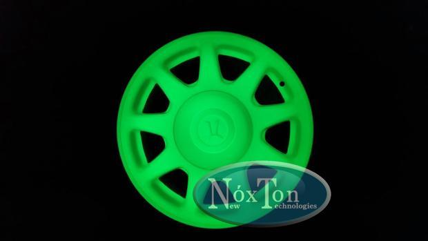 Светонакопительная краска для дисков авто — фотография 1