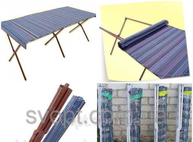 Продам стол торговый 3 метра