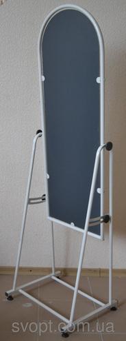 Зеркало для примерочной 160смх40 см — фотография 1