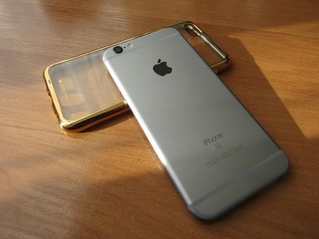 iPhone 6s Space Gray 16gb neverlock — фотография 1