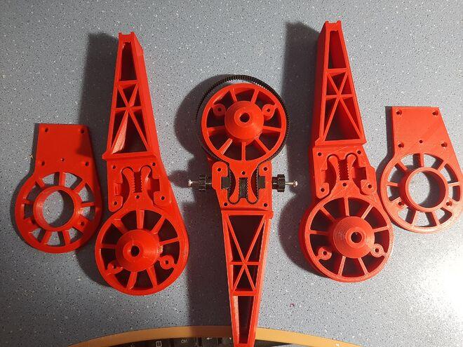 Печать деталей и моделей на 3д принтерах — фотография 1