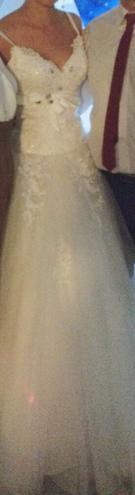 Свадебное платье — фотография 1