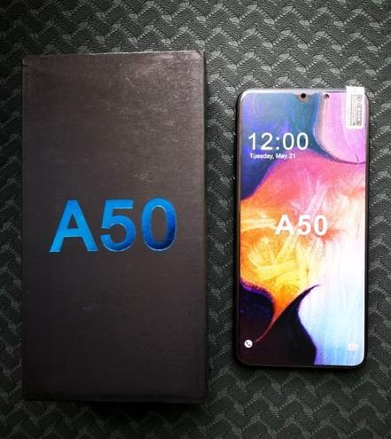 Копия Samsung A50/наложка