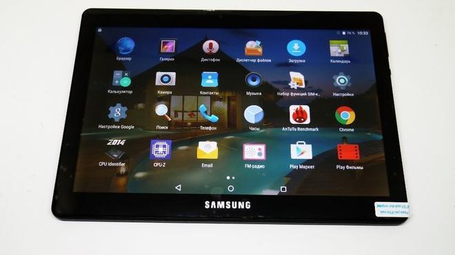 Копия Samsung Galaxy Tab S 10 — фотография 1