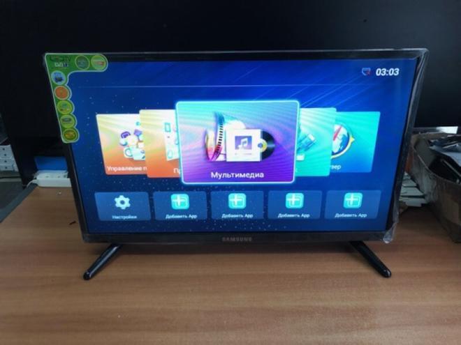 Новый Led Samsung 32 — фотография 1
