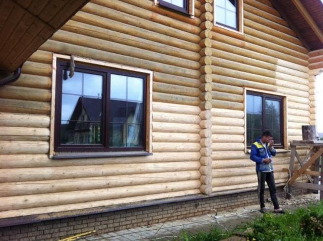 Реставрация деревянных домов,бань,заборов,срубов