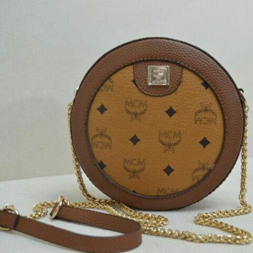 Круглая сумочка кросс - боди