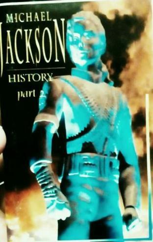 Аудиокассета Майкл Джексон