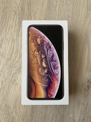 IPhone XS 64 Gold — фотография 1