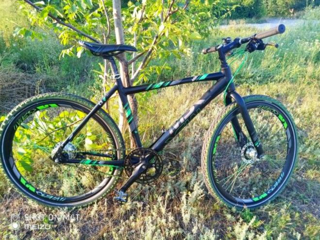 Велосипед MBK SIXTYSIX 2016