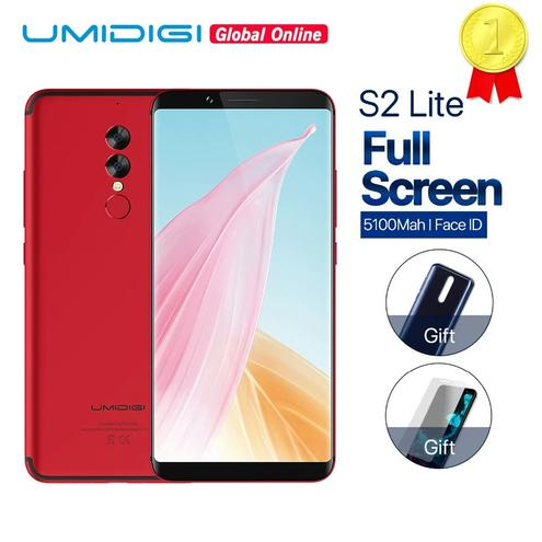 Смартфон Umidigi S2 lite