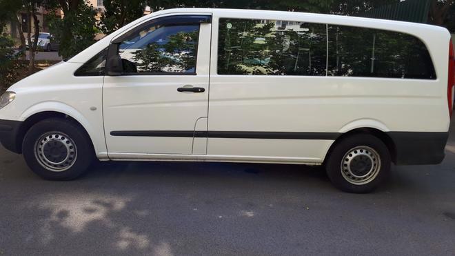 Микроавтобус Мерседес VITO 639