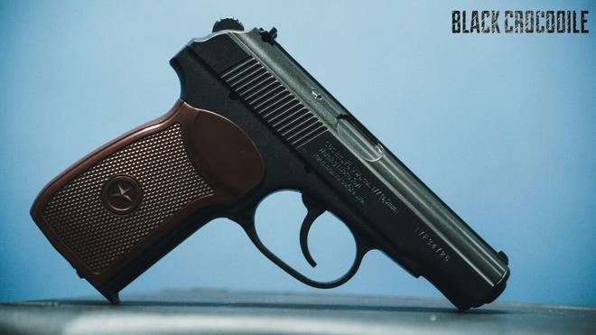 Копия знаменитого боевогопистолета Макарова, пневматический пистолет