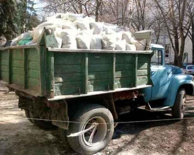 Вывоз мусора, доставка стройматериалов