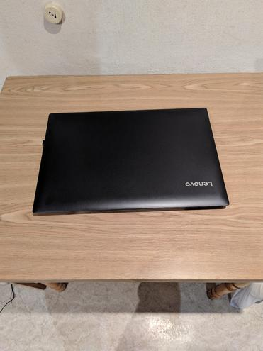 Почти новый Lenovo IdeaPad 330-17 (81DM00EPRA) Onyx Black