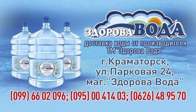 Доставка очищенной воды — фотография 1