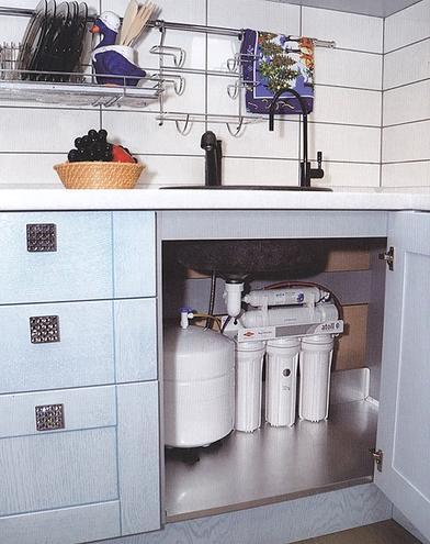 Сервисное обслуживание систем очистки воды — фотография 1