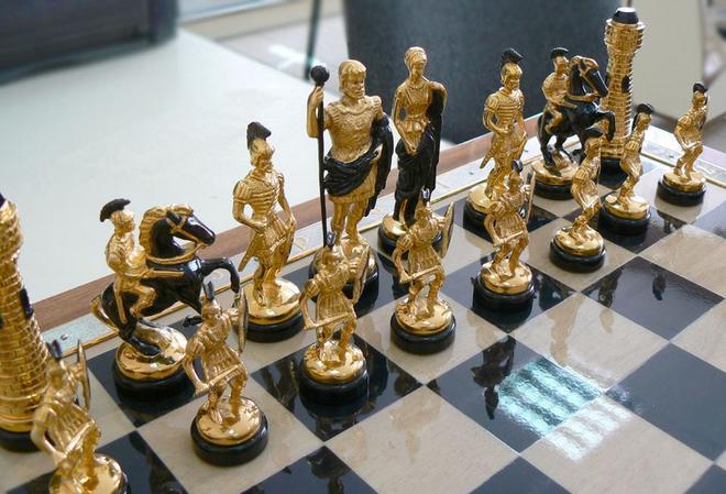 Шахматы...Онлайн занятия