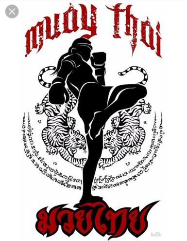 Таиландский бокс — фотография 1