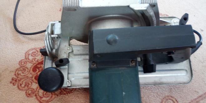 Циркулярная дисковая пила Rebir 5107 — фотография 1